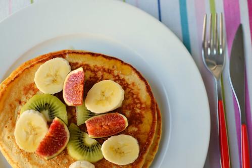 pancakes pufoase