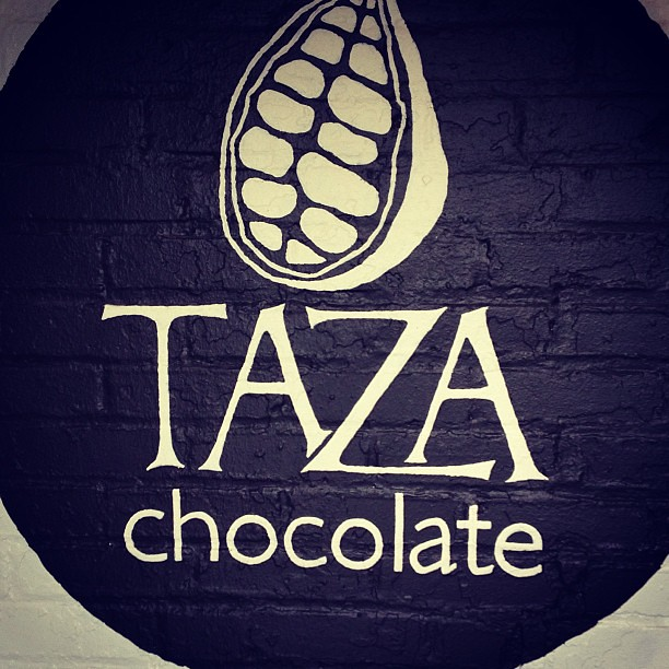 Loved our @tazachocolate tour. The infatuation is now an obsession. #latergram
