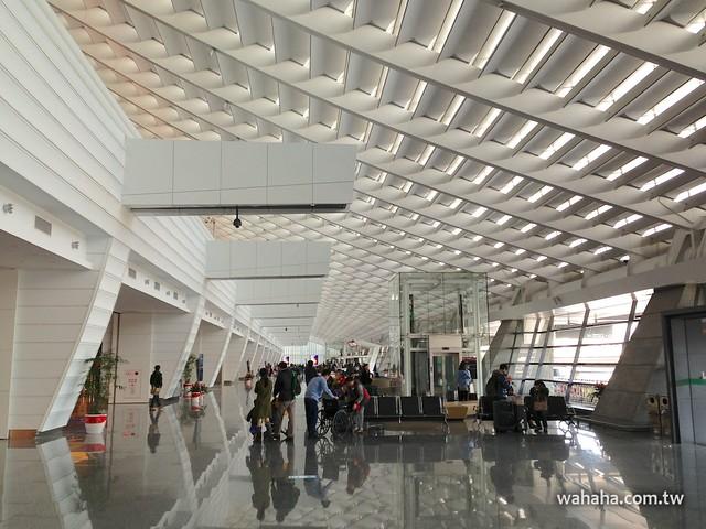 桃園機場第一航站 Taoyuan Airport Terminal 1