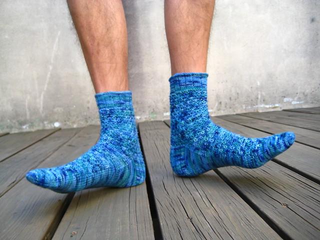 db's socks!