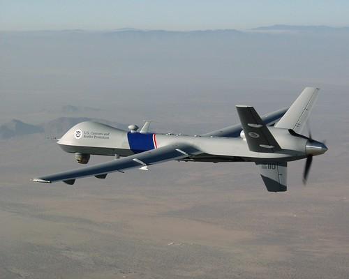 [フリー画像素材] 軍用機, 戦闘機, 無人航空機, MQ-9 リーパー, アメリカ軍 ID:201302250000
