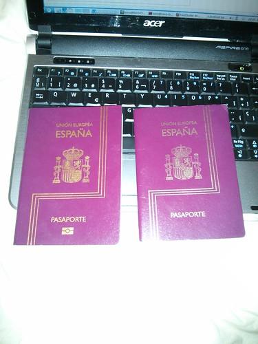pasaporte para eeuu