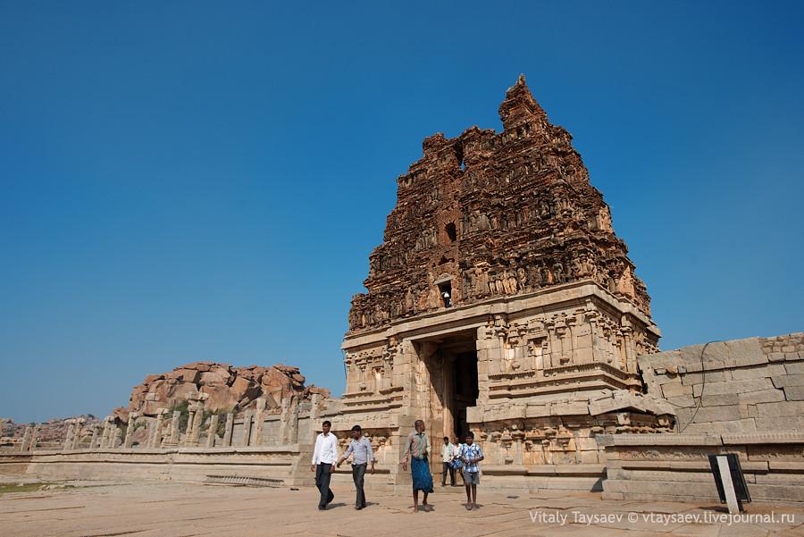 Gates, Karnataka, India