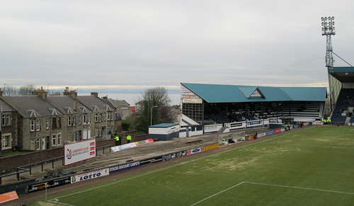 Stark's Park Old Stand