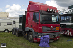 Foden Alpha 6x4 Tractor - Red - RM04 HGV - Waddington - Steven Gray - IMG_6270