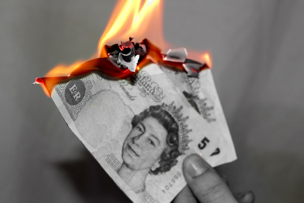 'Money to burn'