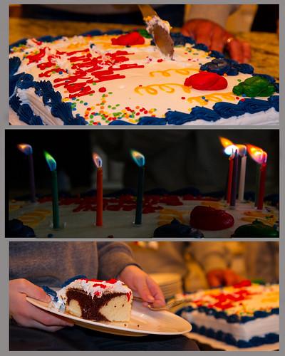 Triple Cake