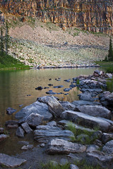 dawn - Murdock Basin - Uinta Mountains - 7-24-09  01