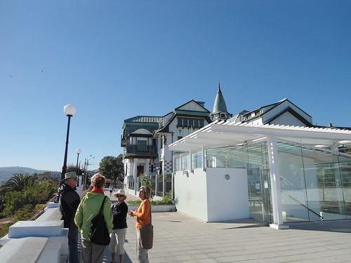 Palacio Baburizza, Cerro Alegre, Valparaíso, Chile - www.meEncantaViajar.com by javierdoren