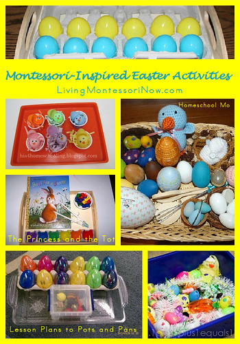 Montessori-Inspired Easter Activities