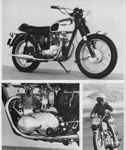 1967 Triumph 500 Daytona T100R (1) by motosanglaises