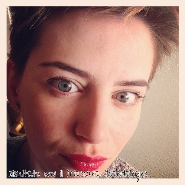 Oggi così #beauty #rimmel #scandaleyes #lips #glossip #makeup #blogger #blog #fashion #beautiful