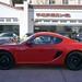 2007 Porsche Cayman 5spd Guards Red Black in Beverly Hills @porscheconnection 710