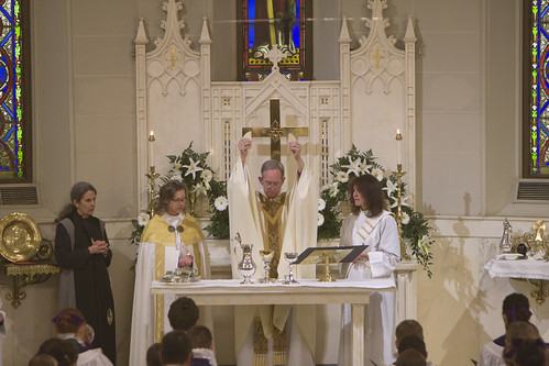 """<p>The bishop celebrated the Eucharist opening the 117 Convention of the Diocese of Lexington.<br /> (Photos by Michelle Dunlap <a href=""""http://shellshots.smugmug.com/"""" rel=""""nofollow"""">shellshots.smugmug.com/</a>)</p>"""