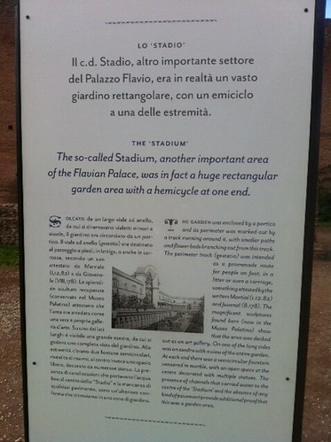 Slightly dismissive sounding sign. #Rome by benparkuk