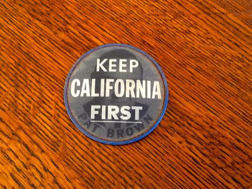 Keep California first
