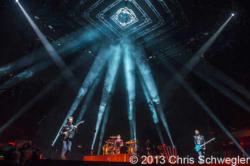 Muse - 03-02-13 - Joe Louis Arena, Detroit, MI