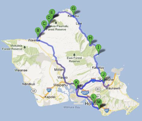 Oahu - Dia 2