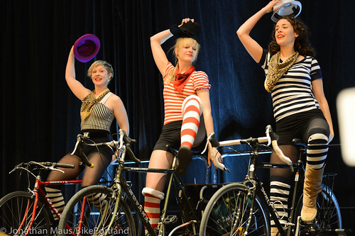 New York Bike Dance at Women's Bicycling Forum-3