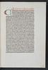 Penwork initial in Johannes Chrysostomus: Homiliae super Johannem