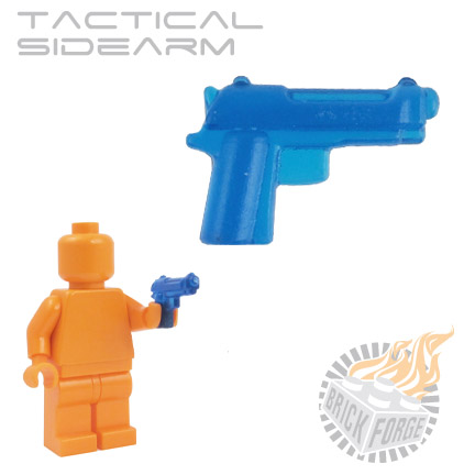 Tactical Sidearm - Trans Dark Blue