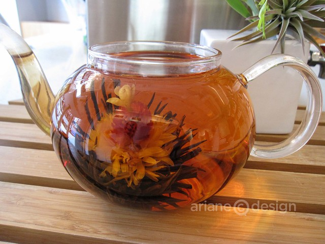 Teaja Yaletown/Tea blossom