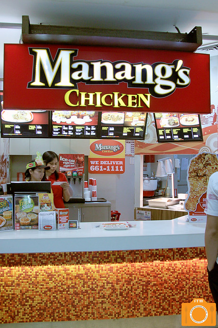 Manang's Chicken store