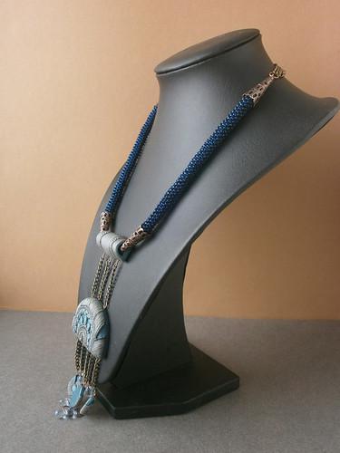 Jewelry set named chief of rain