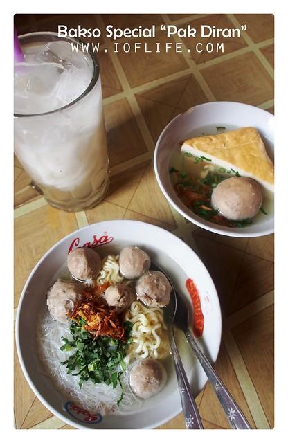 Bakso Special Pak Diran_Bakso special