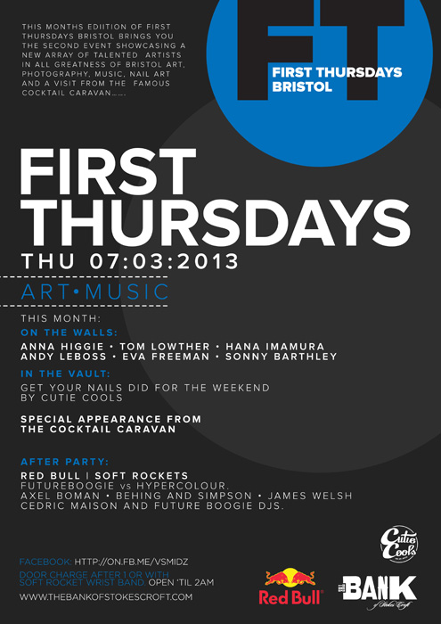 FIRST THURSDAYS bristol