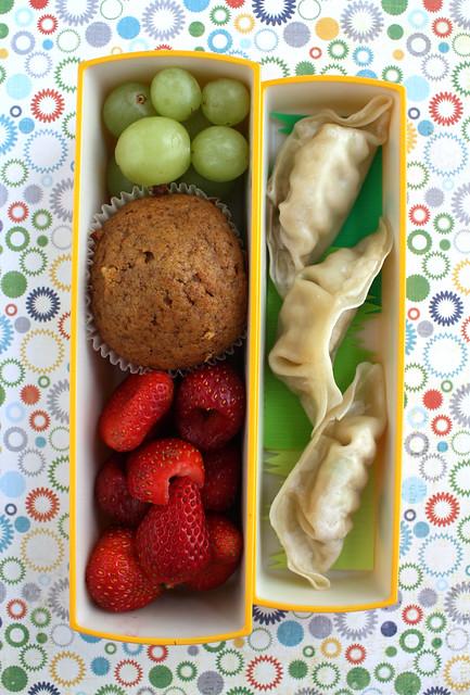 Preschool Dumpling Bento #411