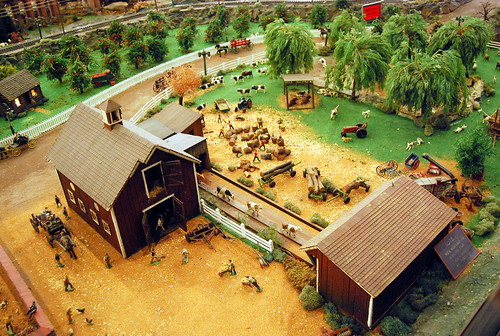 Roadside America - farm