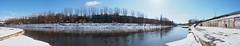 Winter panorama | Vilnius