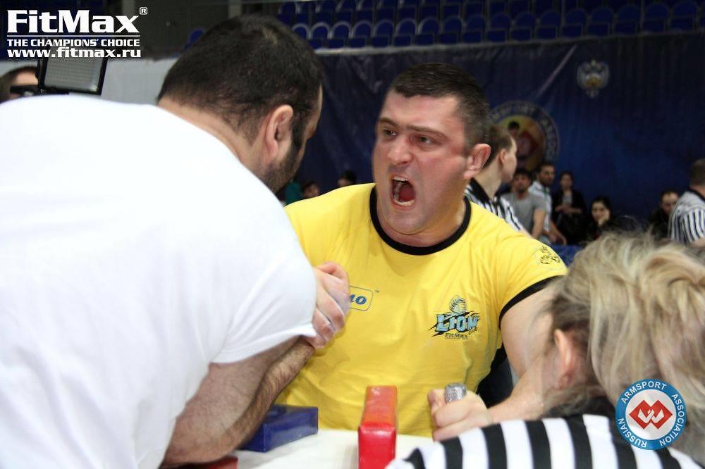 Gadzimurad Omarov, Andrey Pushkar