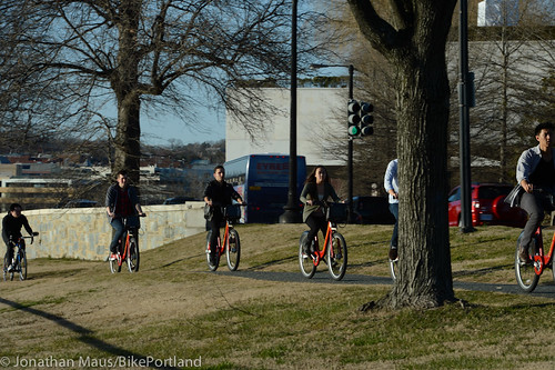 Day on a bike in DC-51