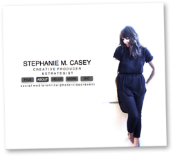 Stephanie Casey Dallas Creative Producer link
