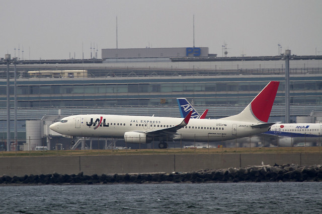 JAL B737