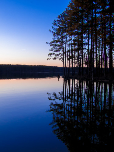 sunset lake water night landscape nc clear carolina 14k jodan bestcapturesaoi commentbygwlap