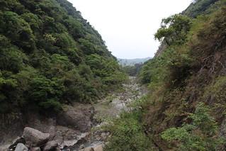 小天祥峽谷小而美,景觀獨特,專家認為十分珍貴。