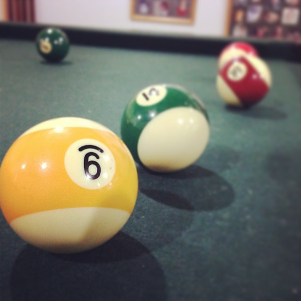 Header of 9 Ball