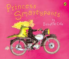 princess smartypants book cover
