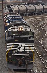 ACes on an Oil Train