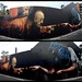 Small photo of Adnate & Fintan McGee mural, May Lane