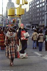 NEW YORK CITY 1980