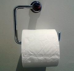 En ny toiletrulle