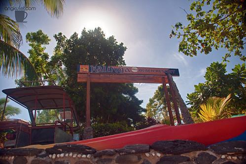 Kalinga Beach Resort, El Nido, Palawan