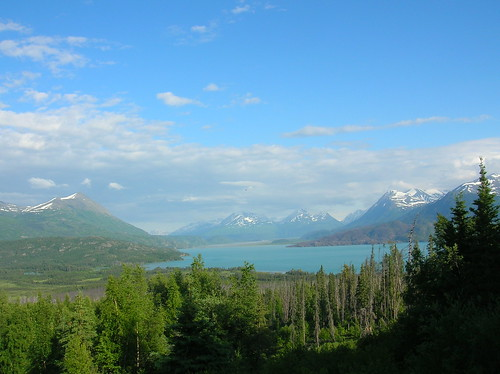 Skilak Lake Alaska