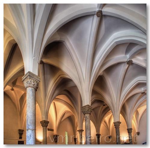 Interior da Matriz de Mértola by VRfoto