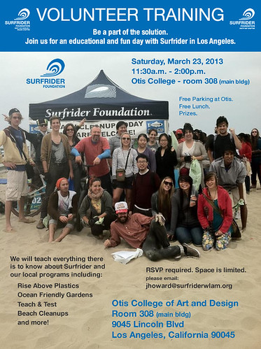 Surfrider Training