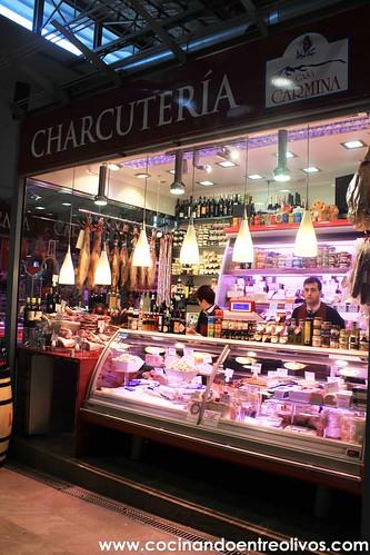 Ensalada de esturirón de Riofrío www.cocinandoentreolivos (1)